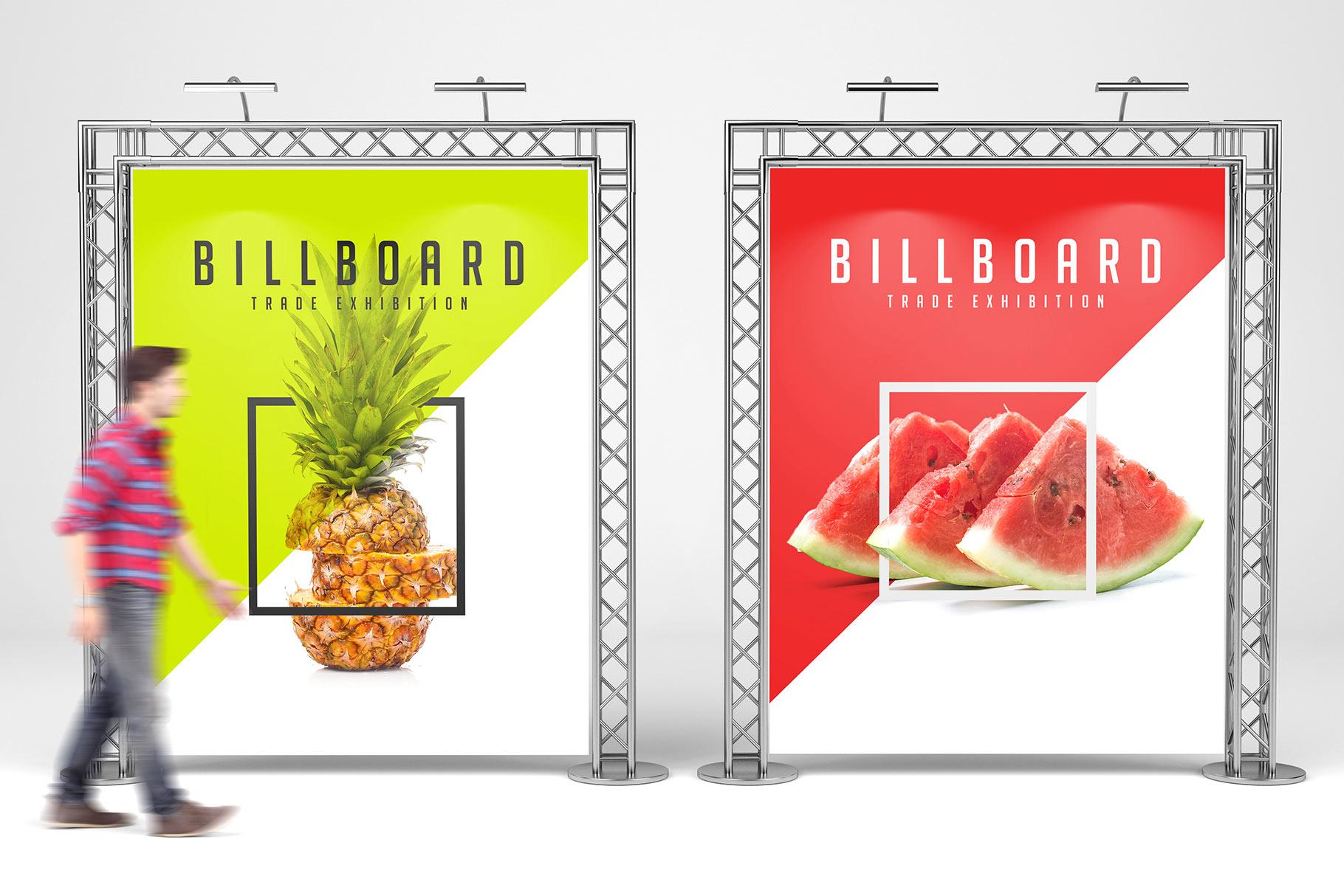 Billboard Mock-Up example image 4