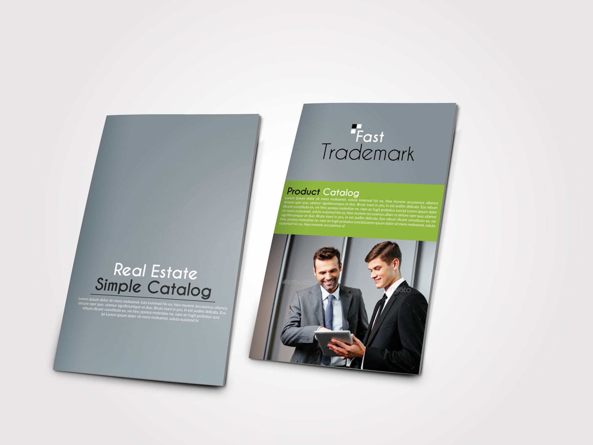 Business Innovation Product Bifold Brochure example image 4