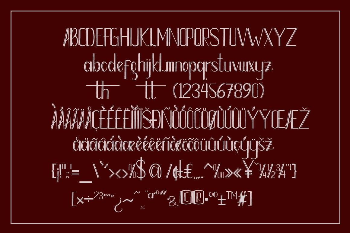 Shinthia Sans example image 3