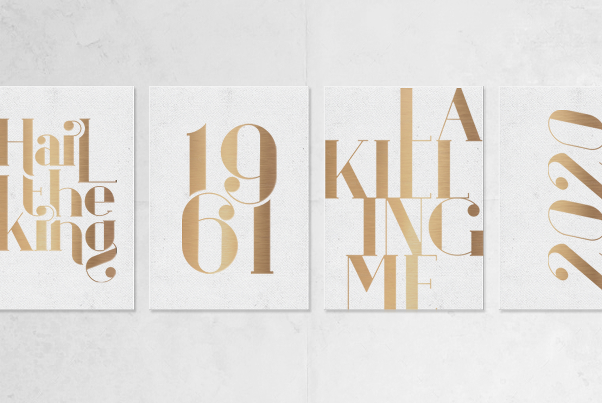 Gigs Beauty Serif Font example image 10