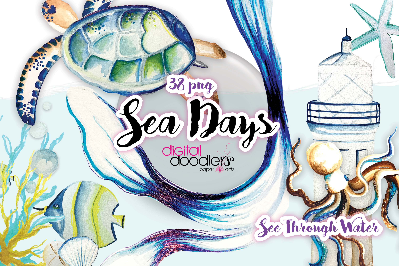 Sea Days example image 3