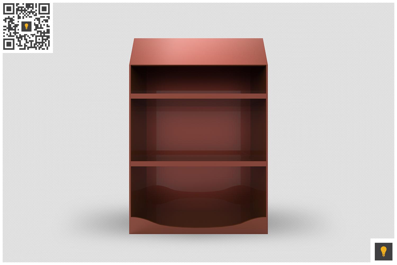 Promotional Shelf Display 3D Render example image 12