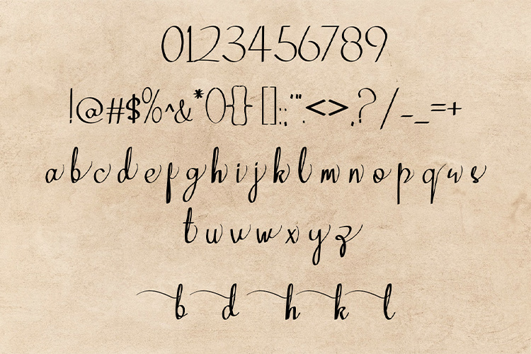Clana Font example image 9