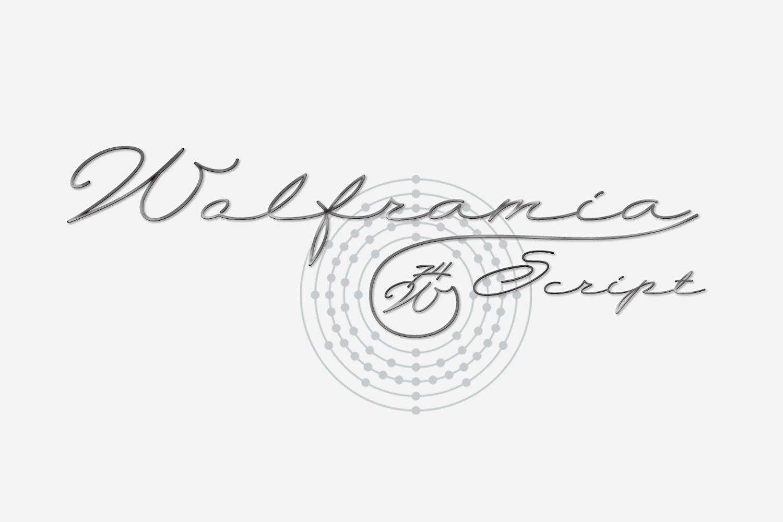 Wolframia example image 5
