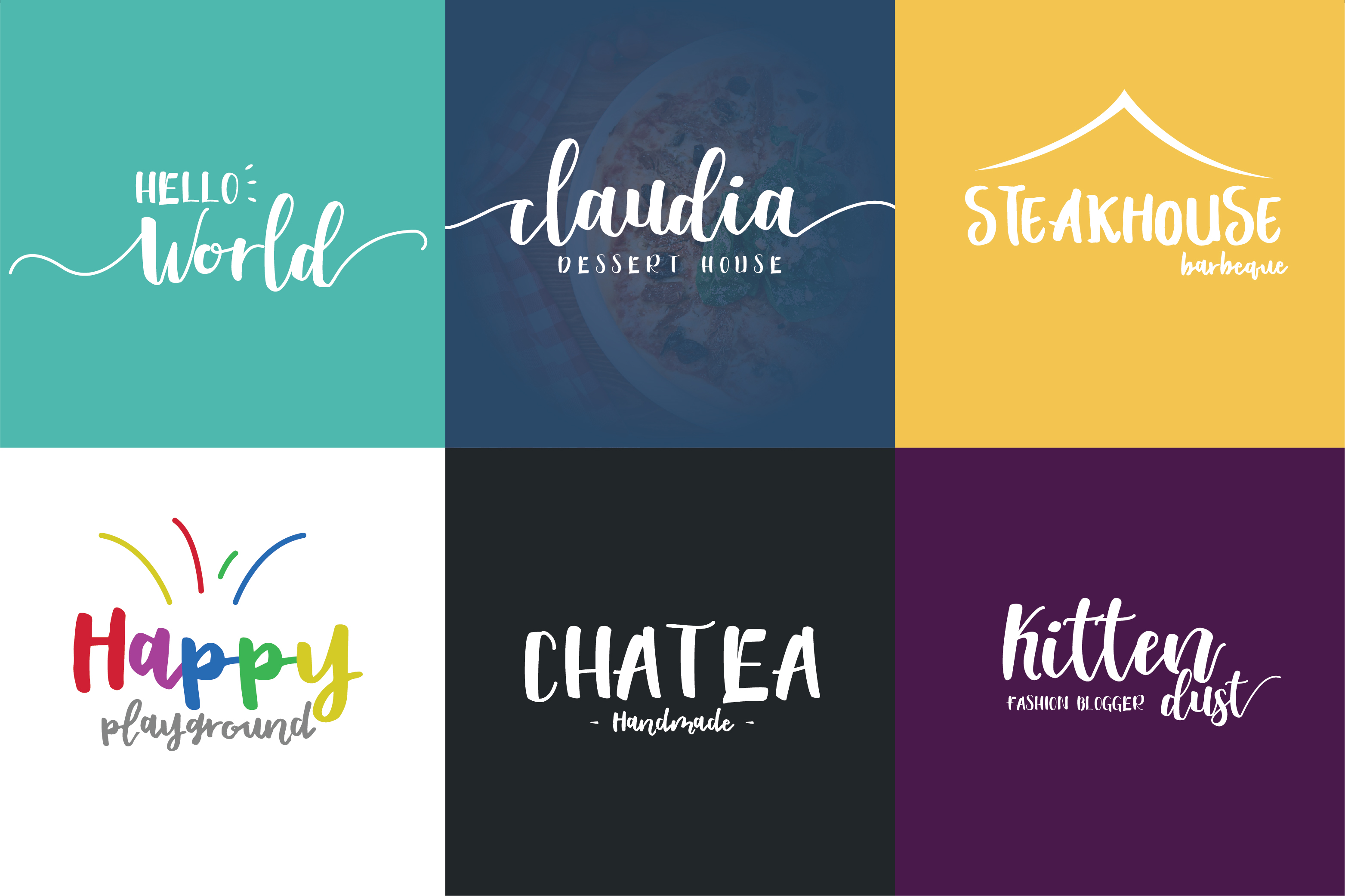 Shella Font Duo - Intro Sale ! example image 3