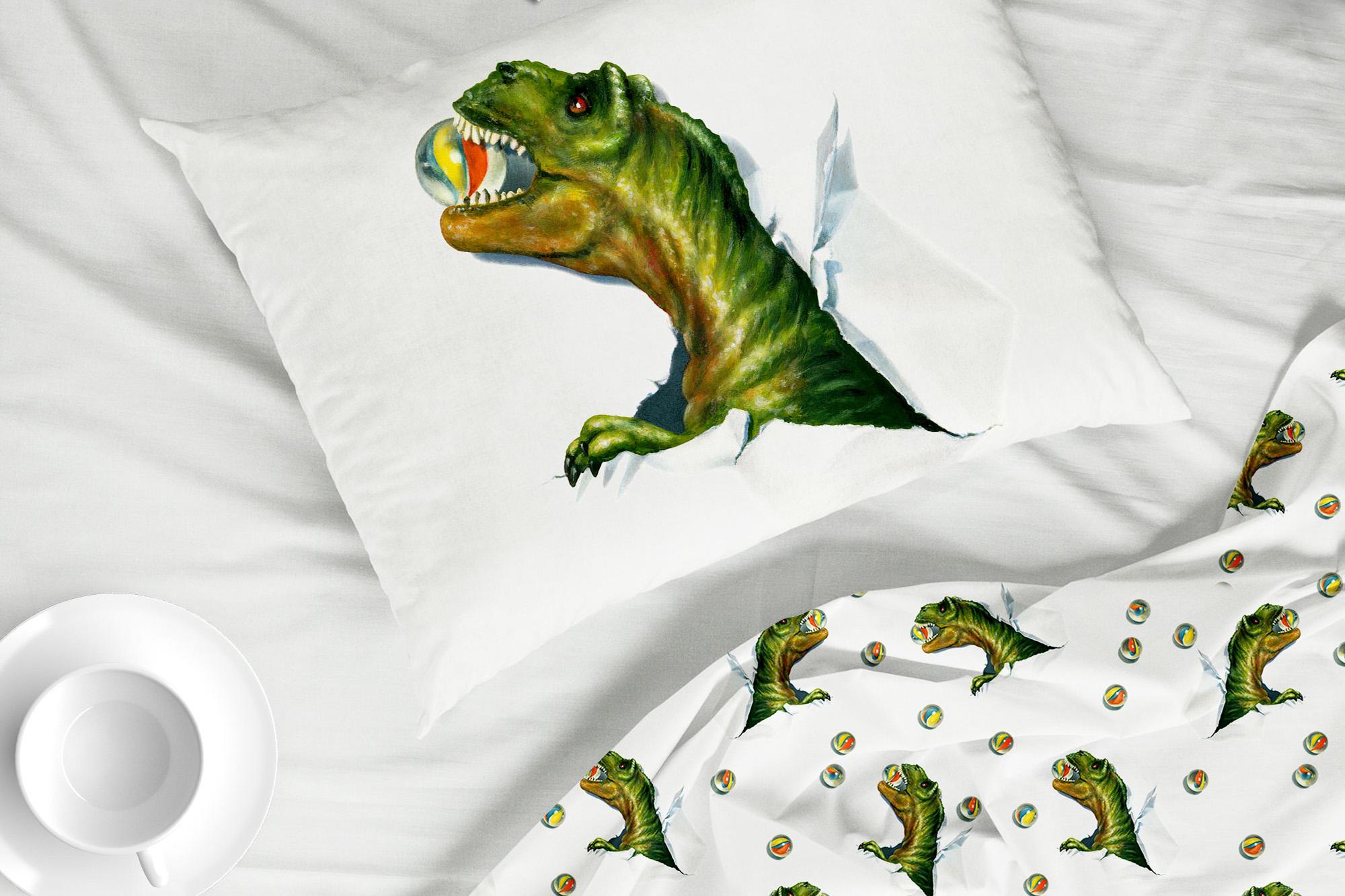 Dinosaurs Misbehaving- RoarsomeT-Rex example image 10