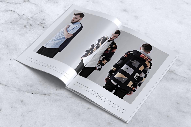 BLANKS   Minimal Lookbook/Magazines example image 12