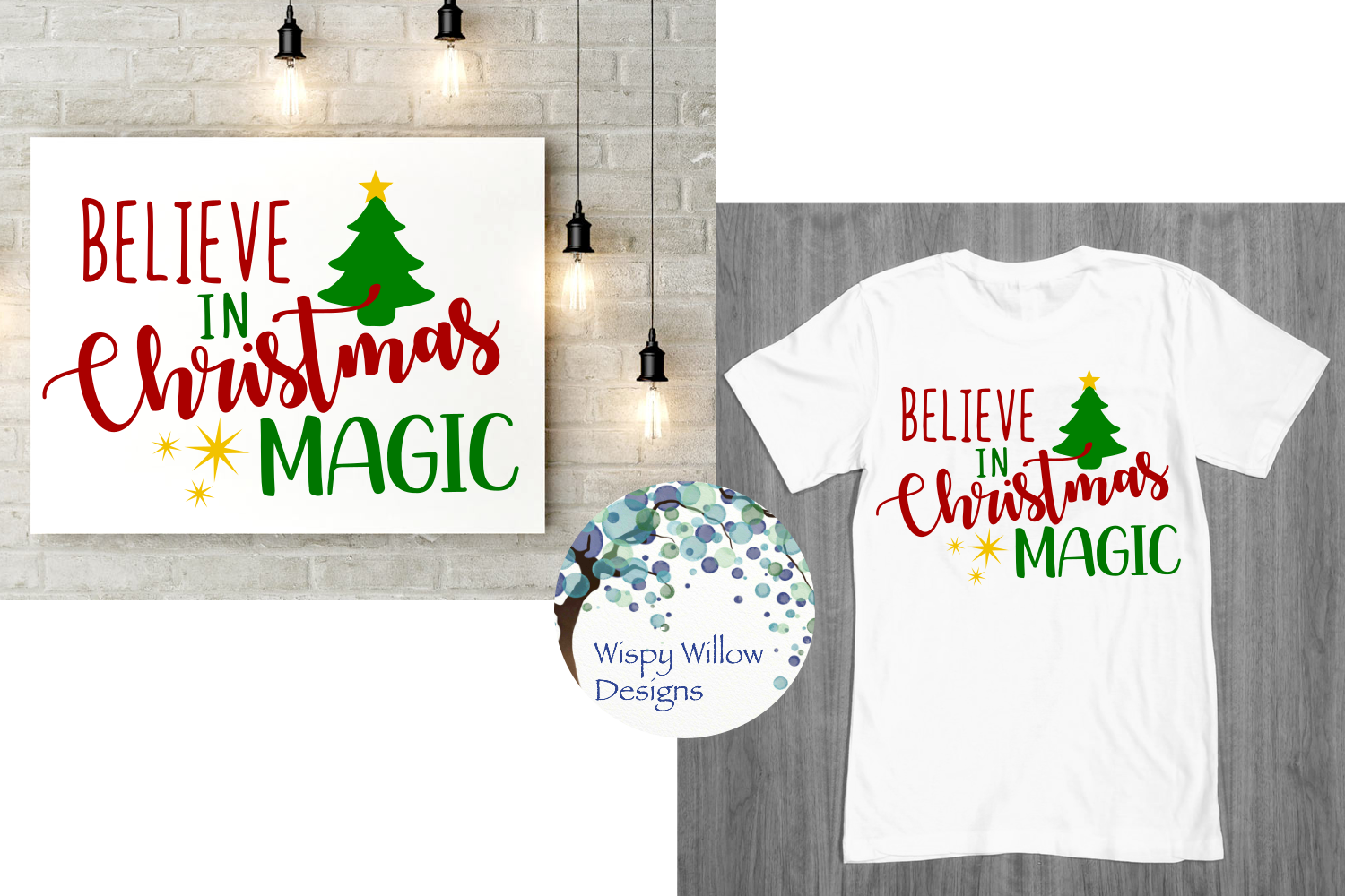 Kids Christmas Shirt Bundle | Funny Christmas SVG Cut Files example image 10