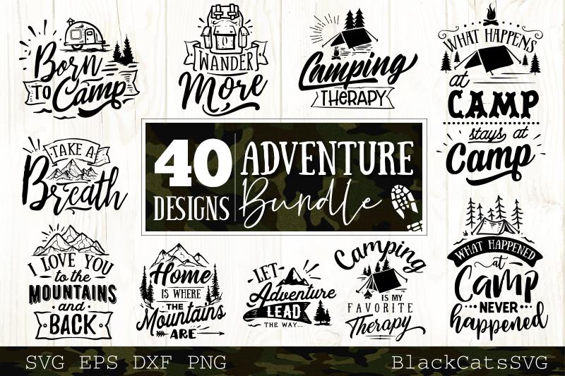 Mega Bundle 400 SVG designs vol 1 example image 2