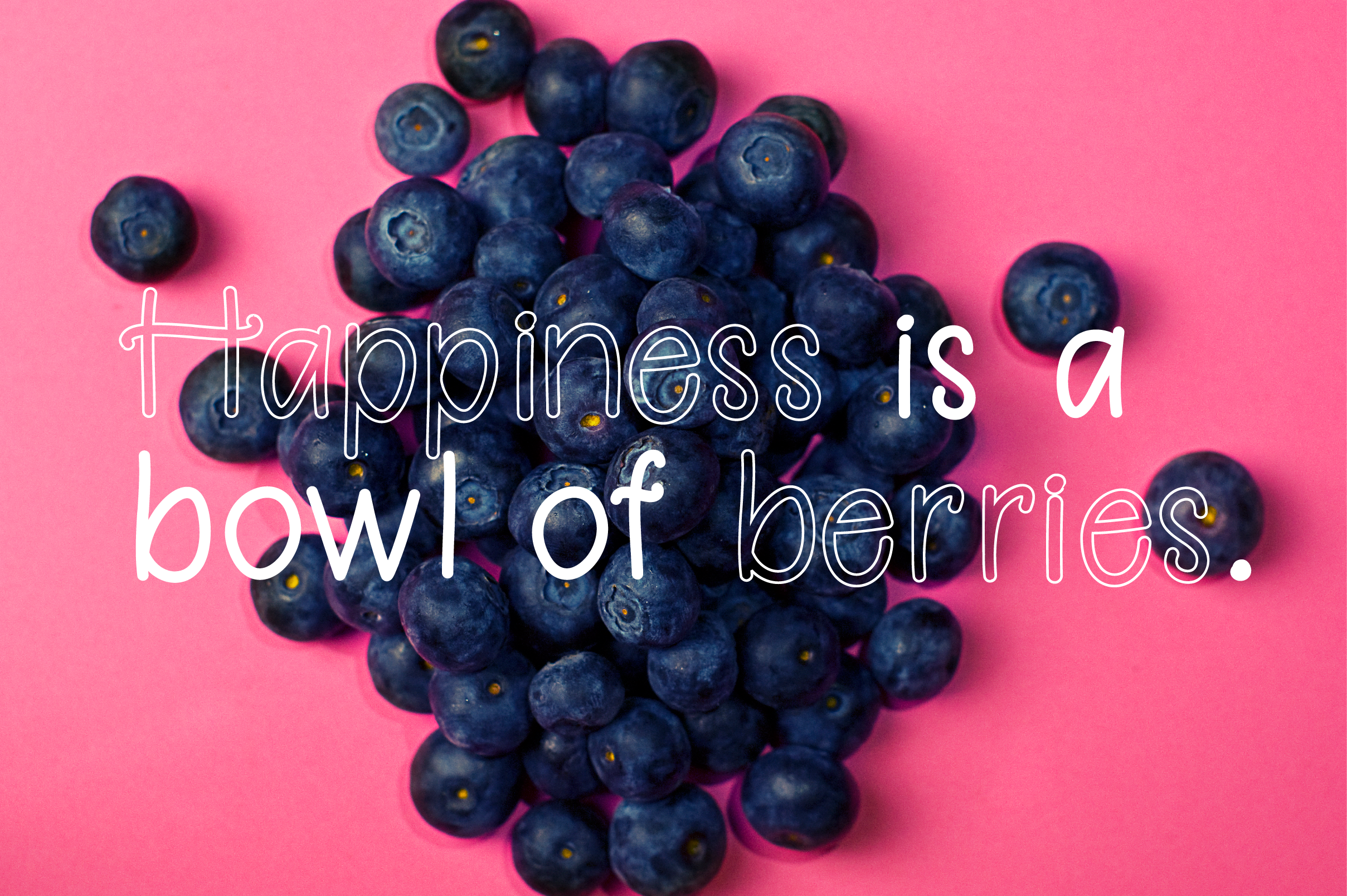 Berrylicious Font example image 9