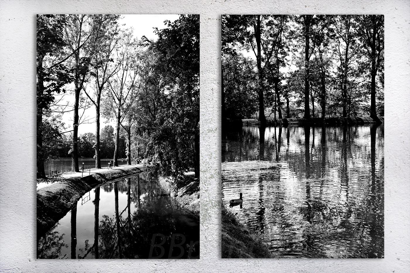 Nature photo, landscape photo, lake photo example image 1