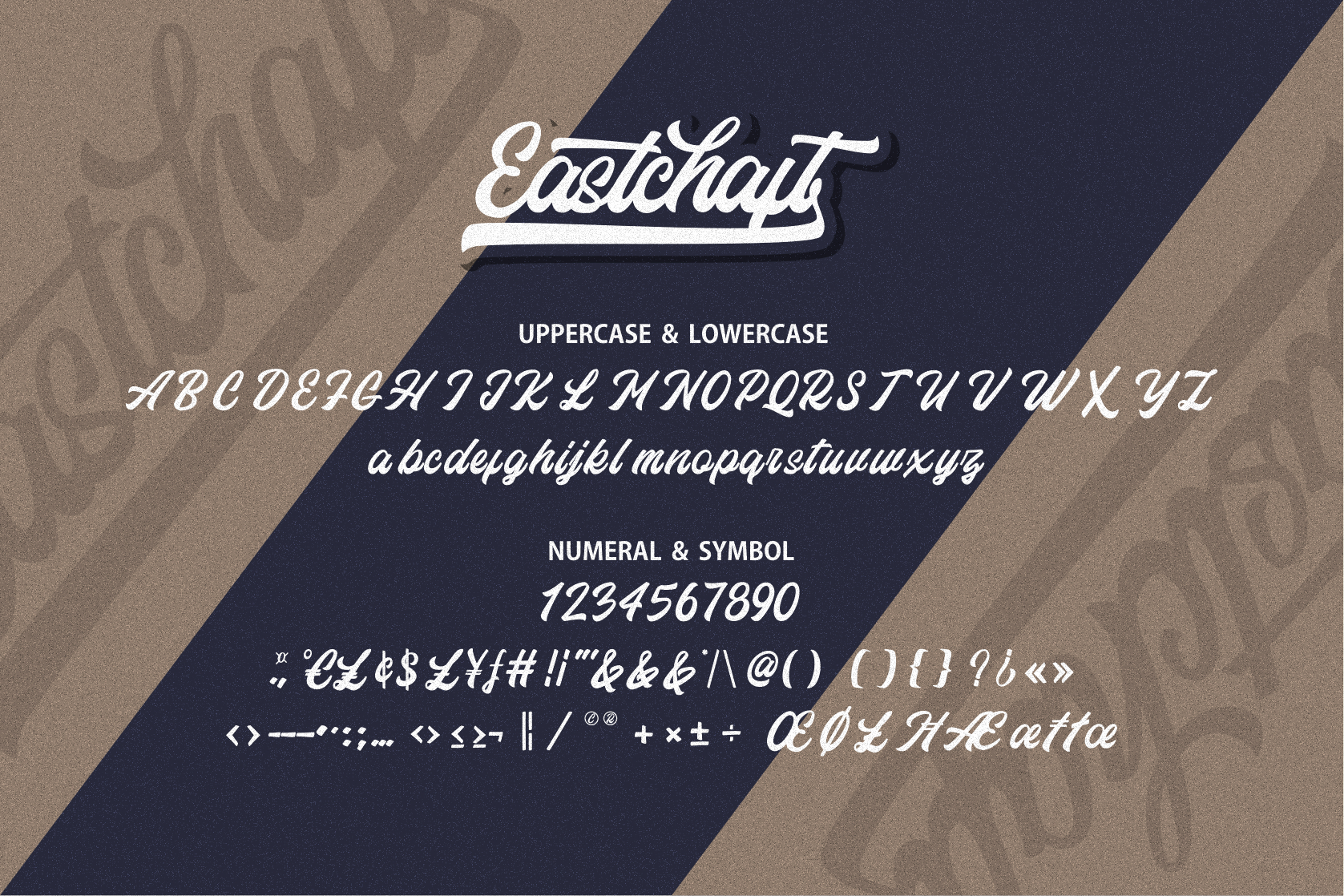 Eastchaft - Script Font example image 11