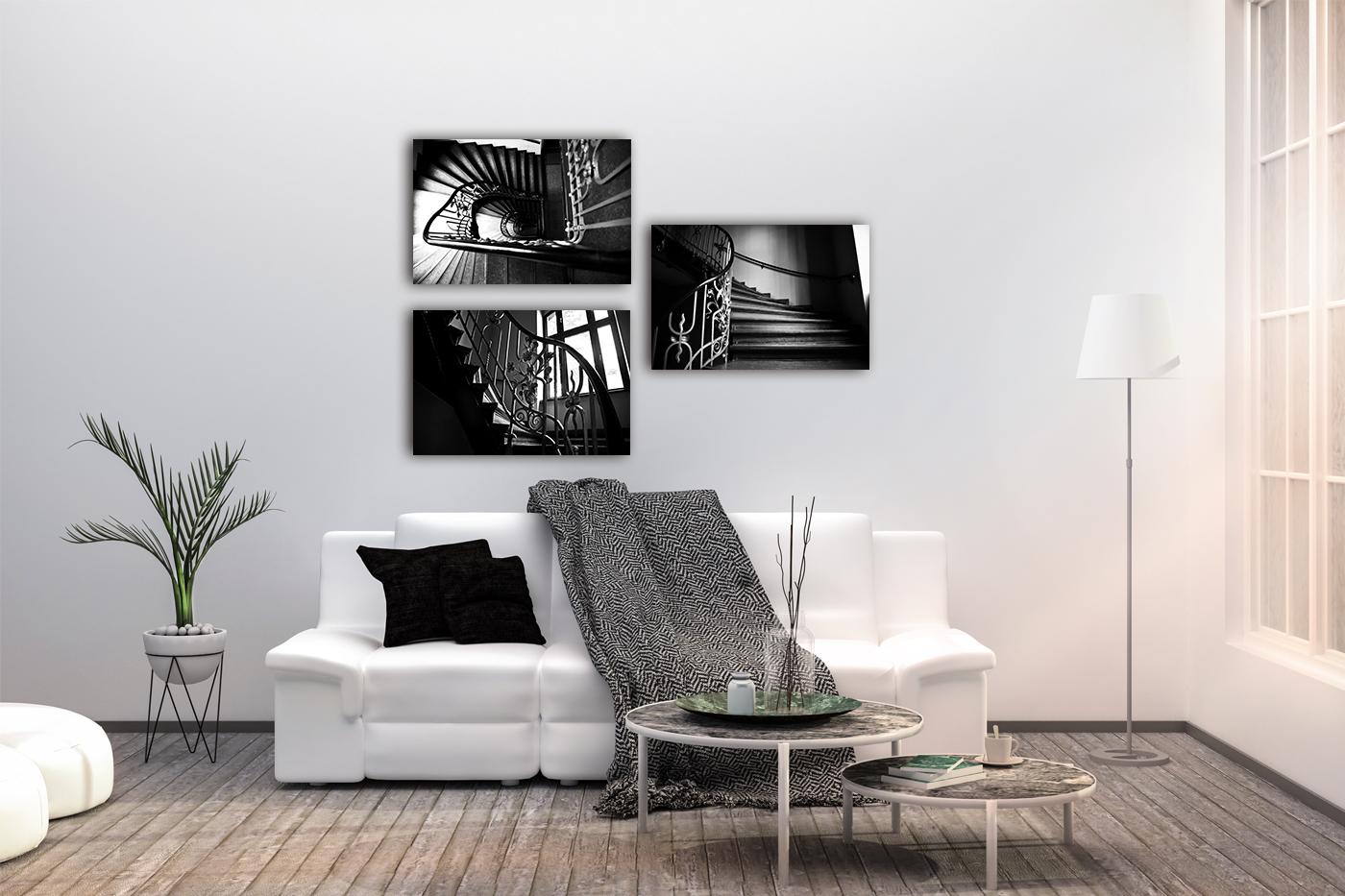 Stairs photo, architecture photo, photo set example image 7