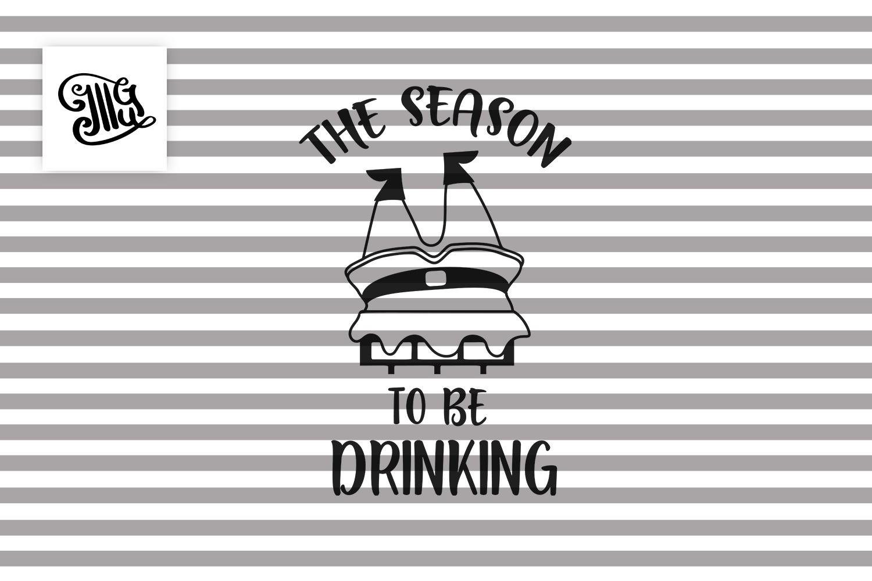 The season to be drinking - Christmas wine example image 2