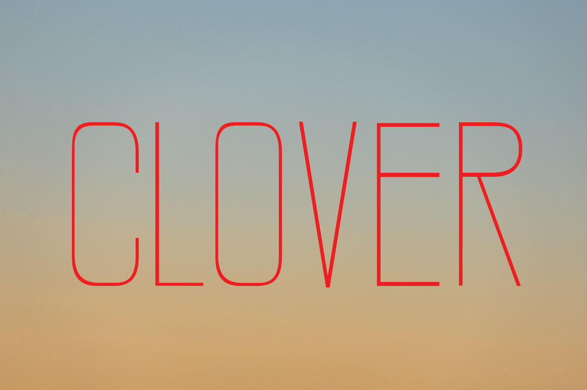 CLOVER FAMILY example image 10