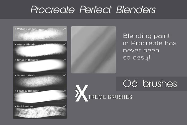 Procreate Blenders example image 3