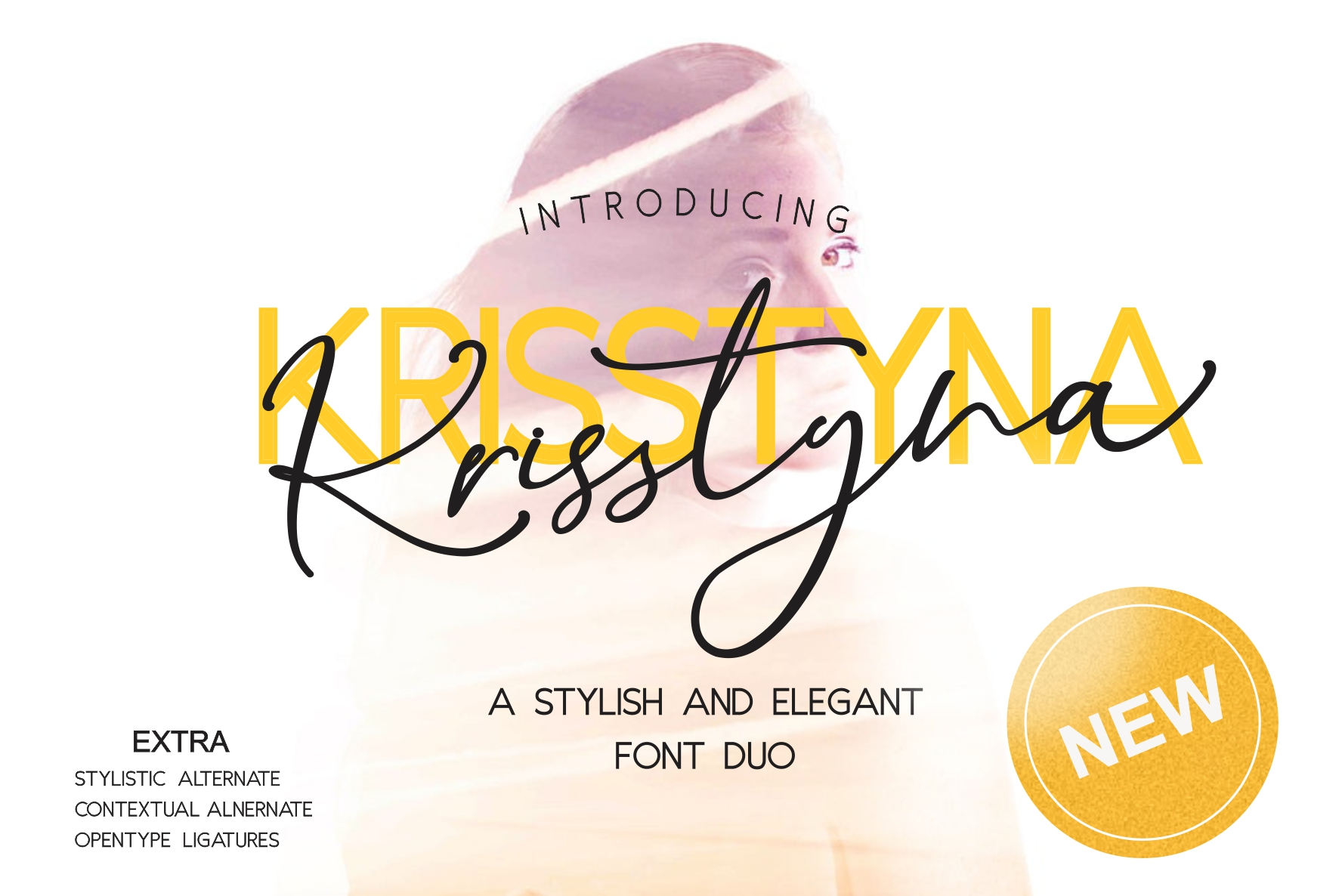 Krisstyna Font Duo example image 1