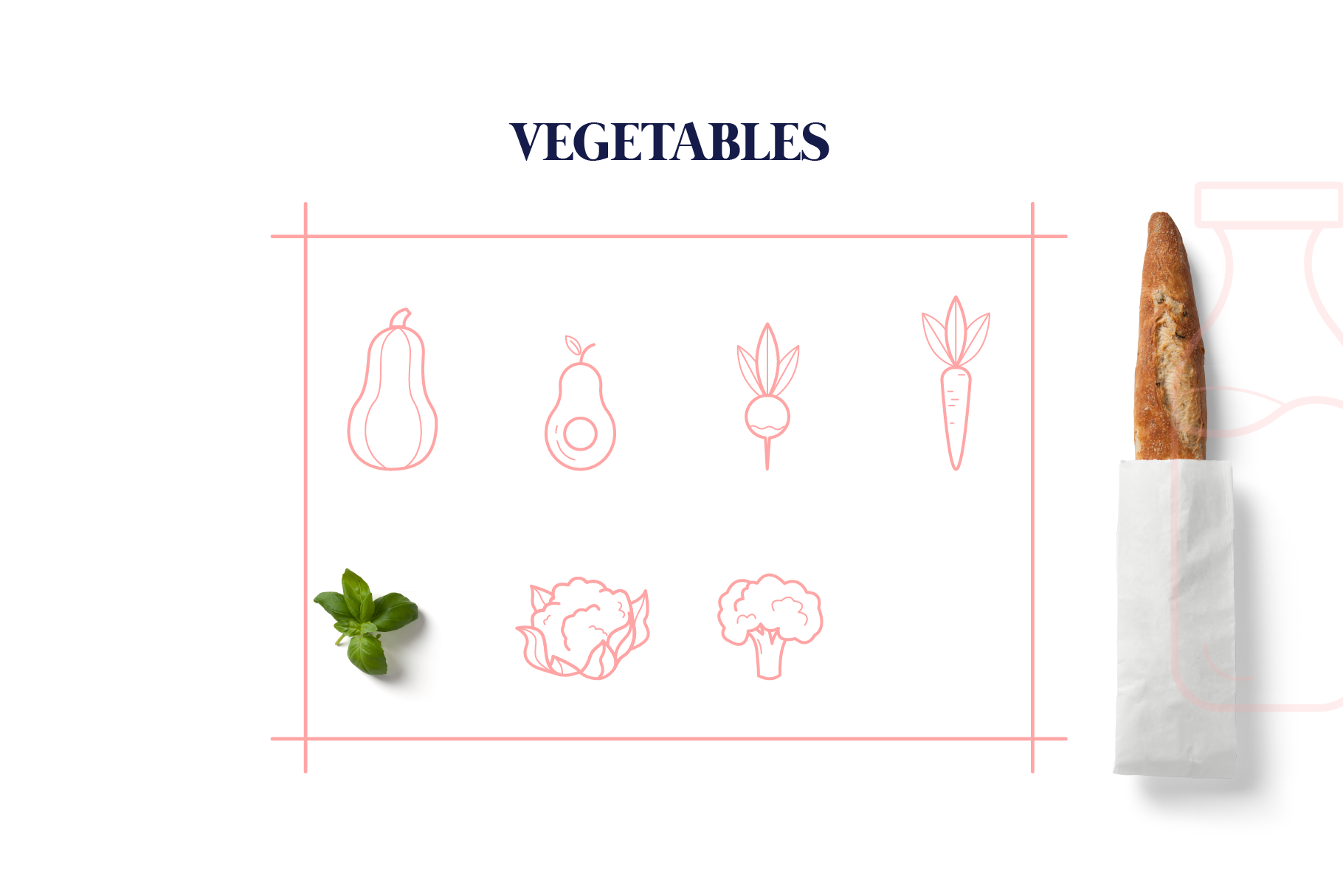 Fitfood Icons Set - Food & Health Pack example image 6