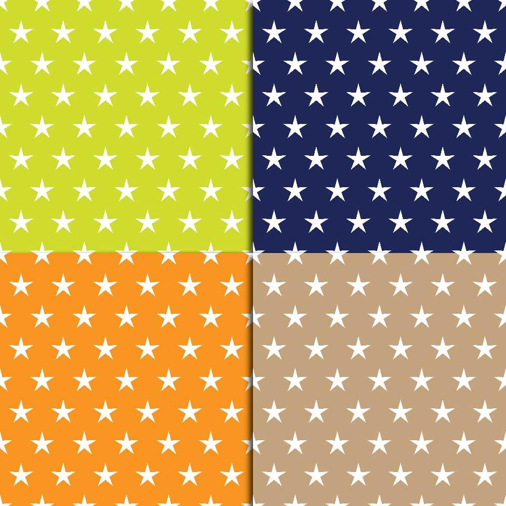 Star Digital Paper example image 4