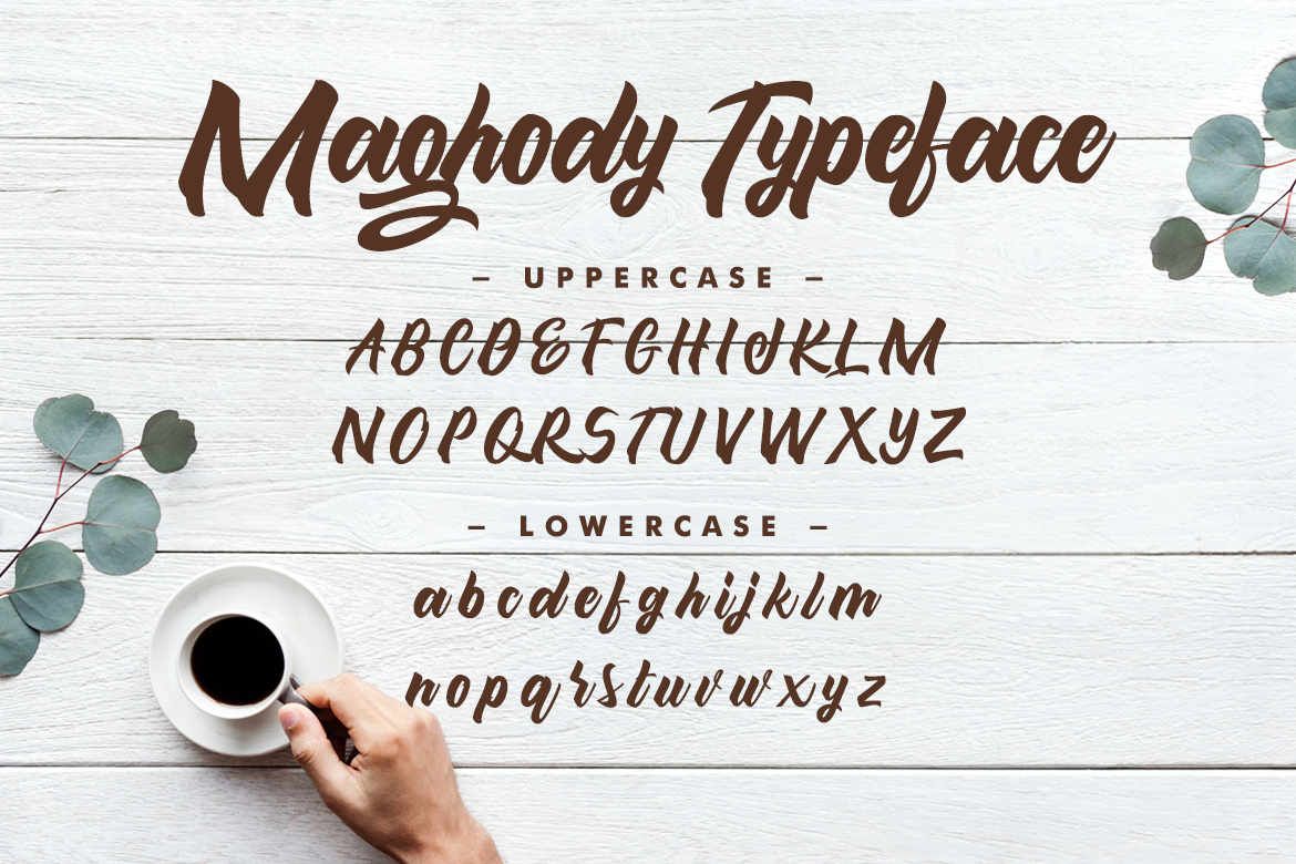 Maghody Script example image 10
