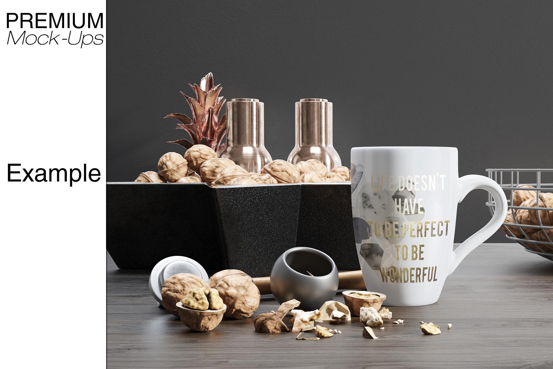 Mug Mockups - Many Shapes example image 4