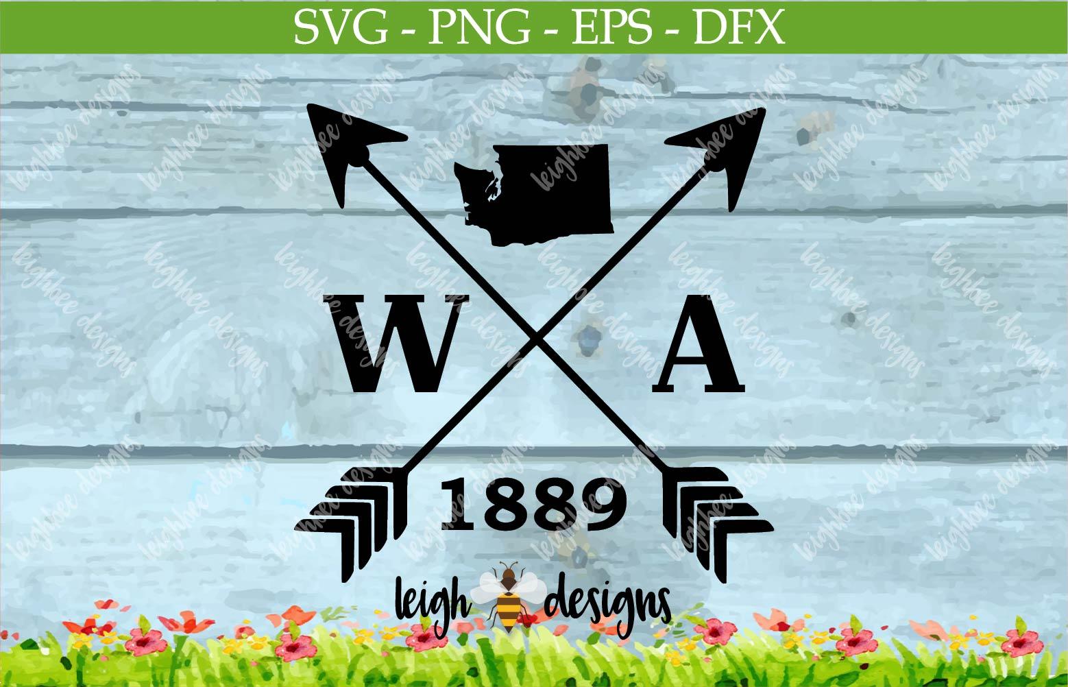 Arrow Washington 1889 example image 1