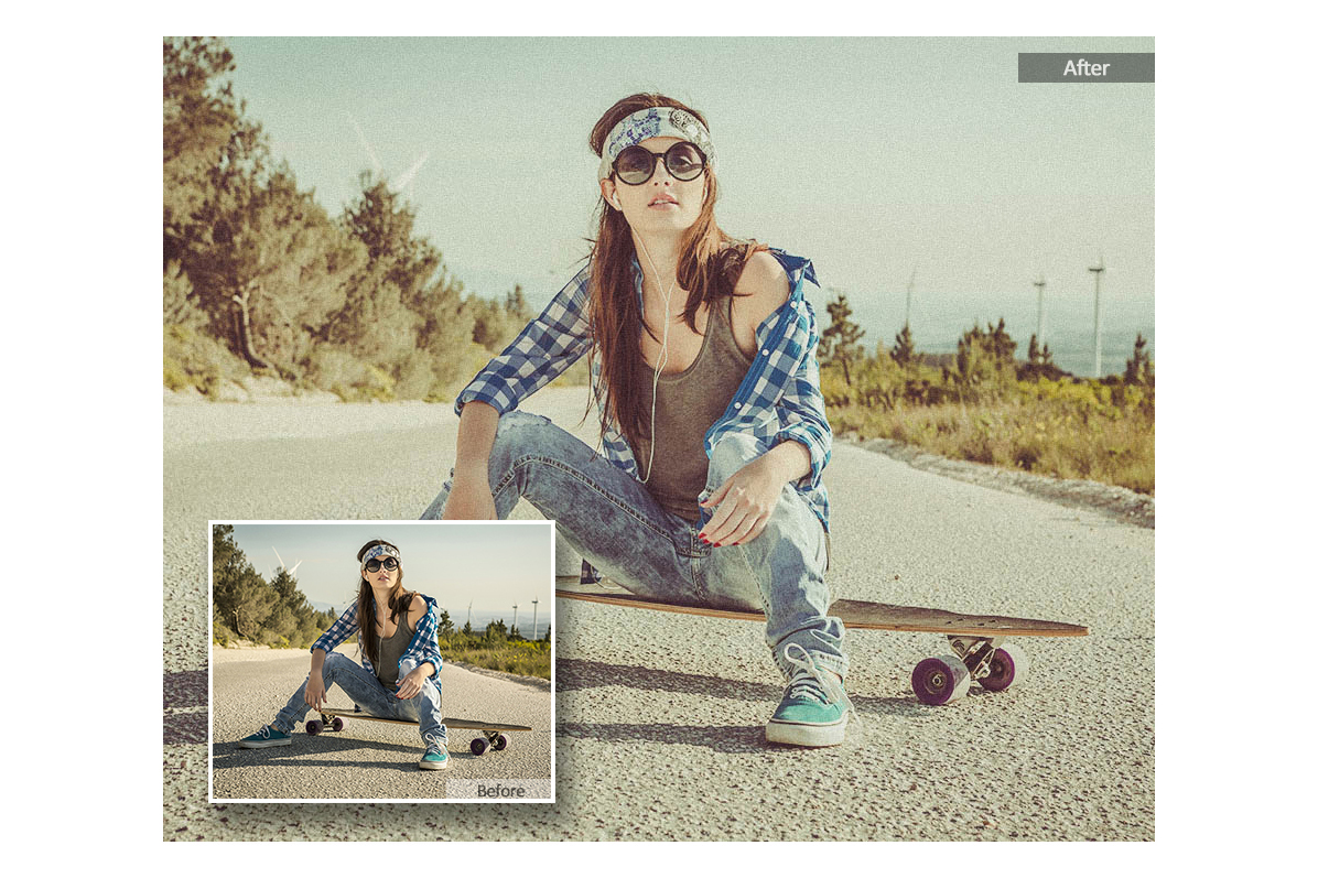 Modern Film Lightroom Mobile Presets Adroid and Iphone/Ipad example image 5