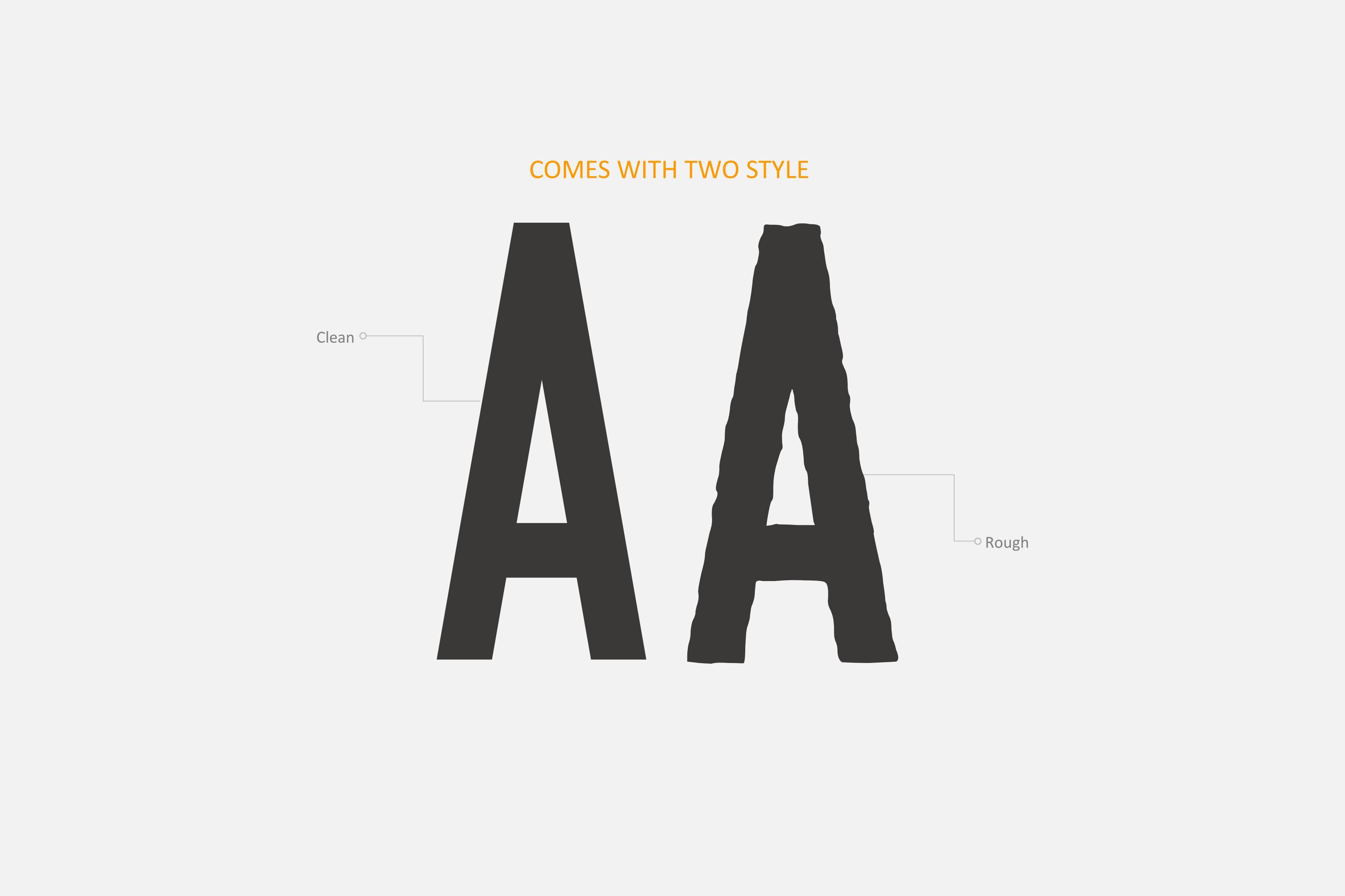 SALE! Sabang Island Typeface example image 2