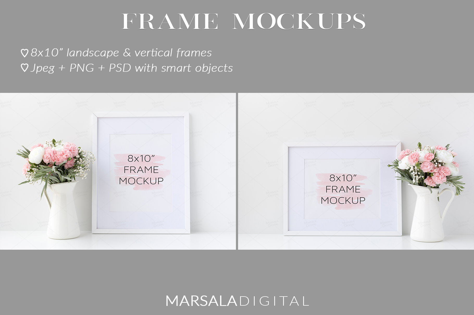 Ultimate Wedding Mockup Bundle example image 14