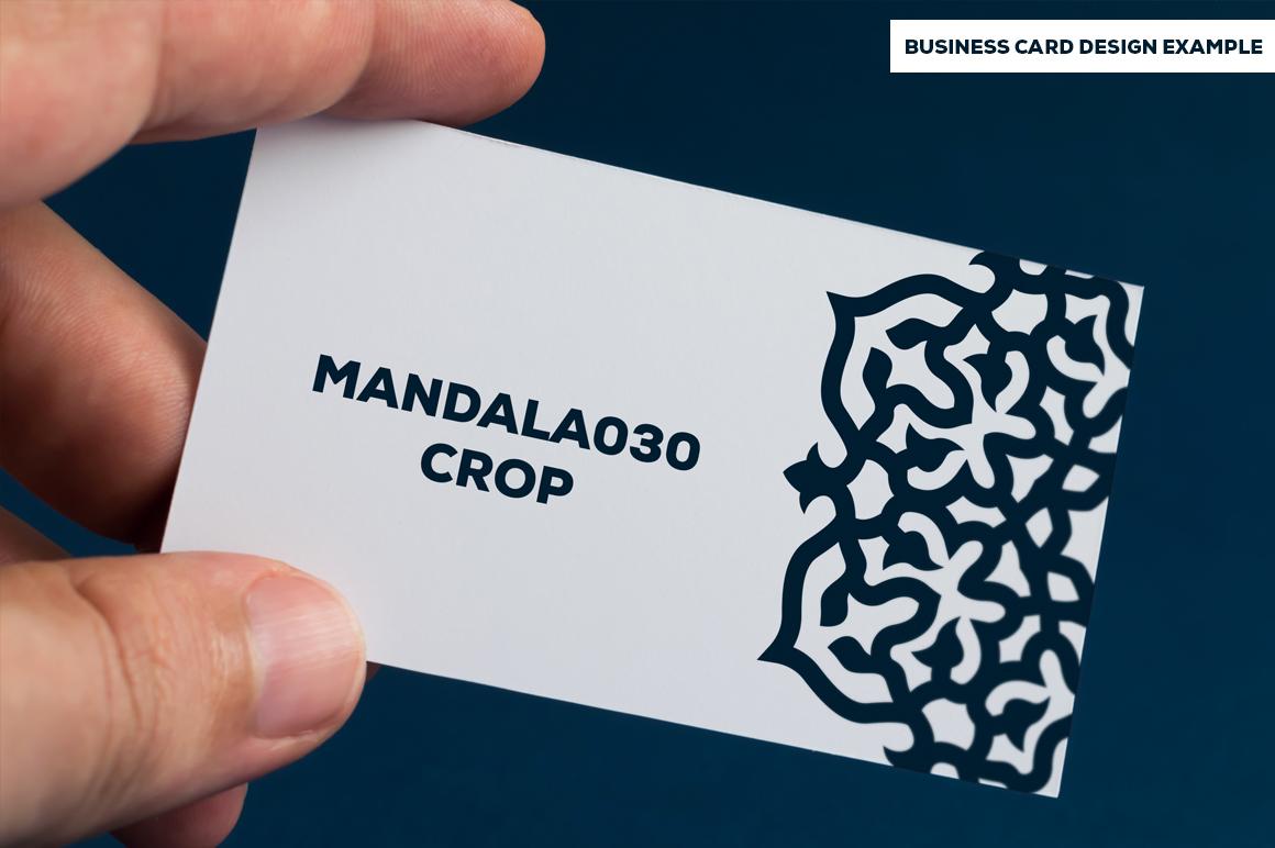 500 Vector Mandala Ornaments example image 29