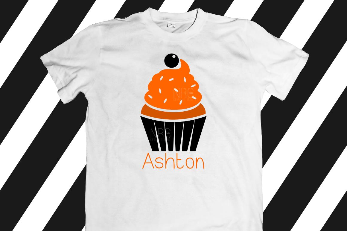 Cupcake SVG File, V3 example image 2