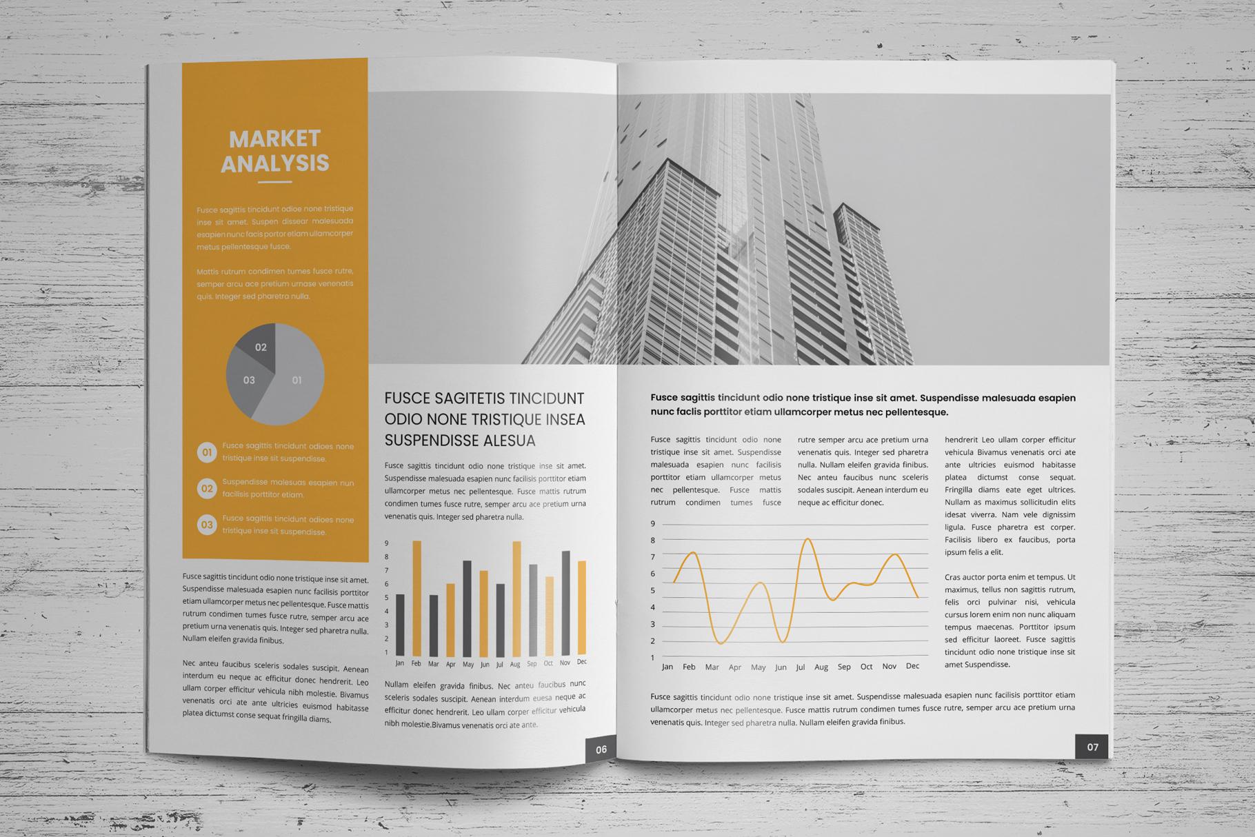Company Profile Brochure v10 example image 4