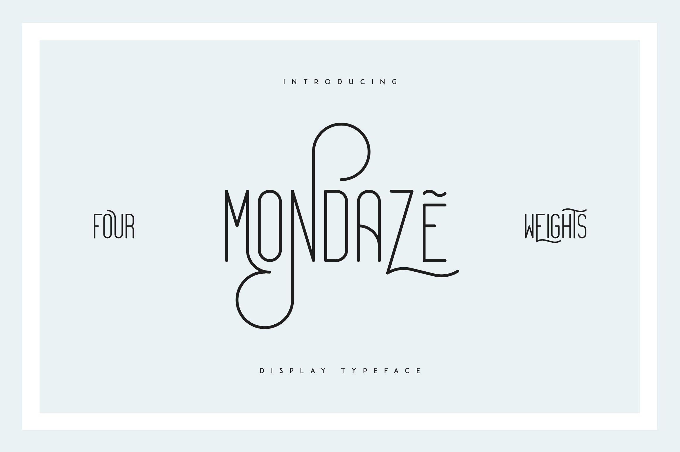 Bestseller font collection 6 typefaces in 1 example image 24