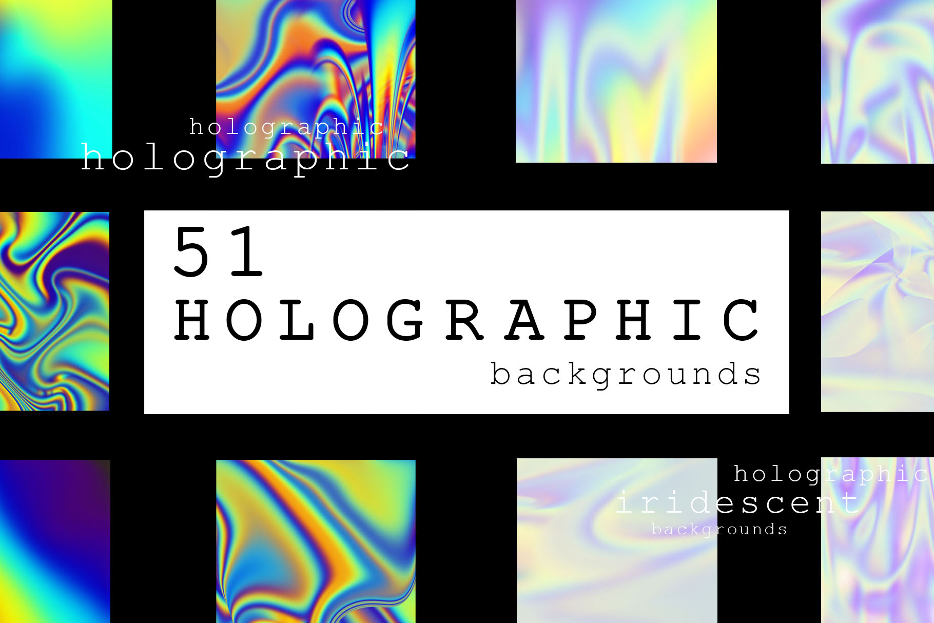 Holographic Backgrounds example image 2
