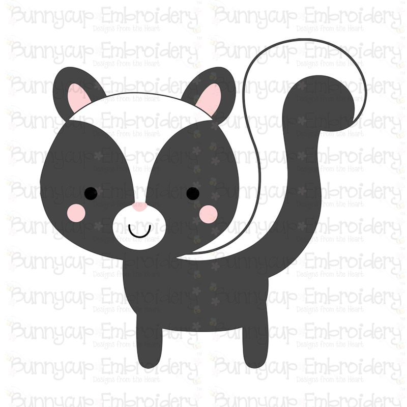 Boxy Forest Animals - SVG, Cut Files, Clipart, Printables example image 8
