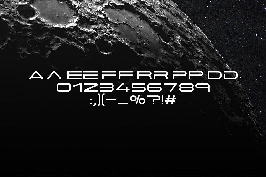 Centauri Typeface example image 2