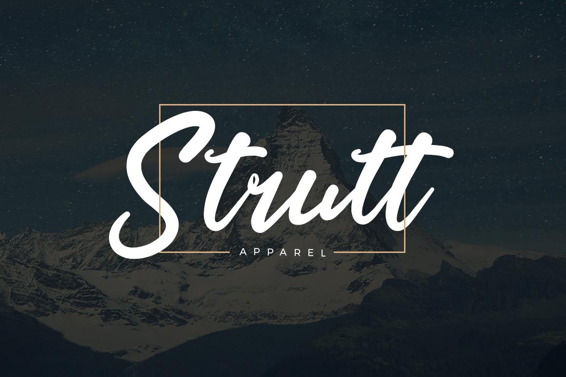 Gamot Typeface Vintage Font example image 4