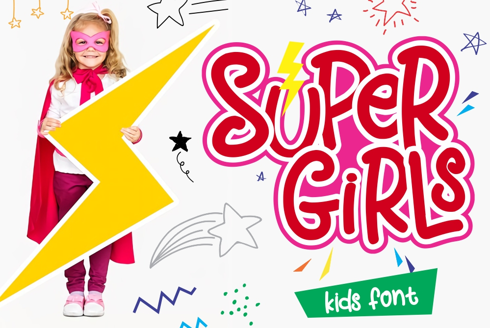 Super Girls example image 1