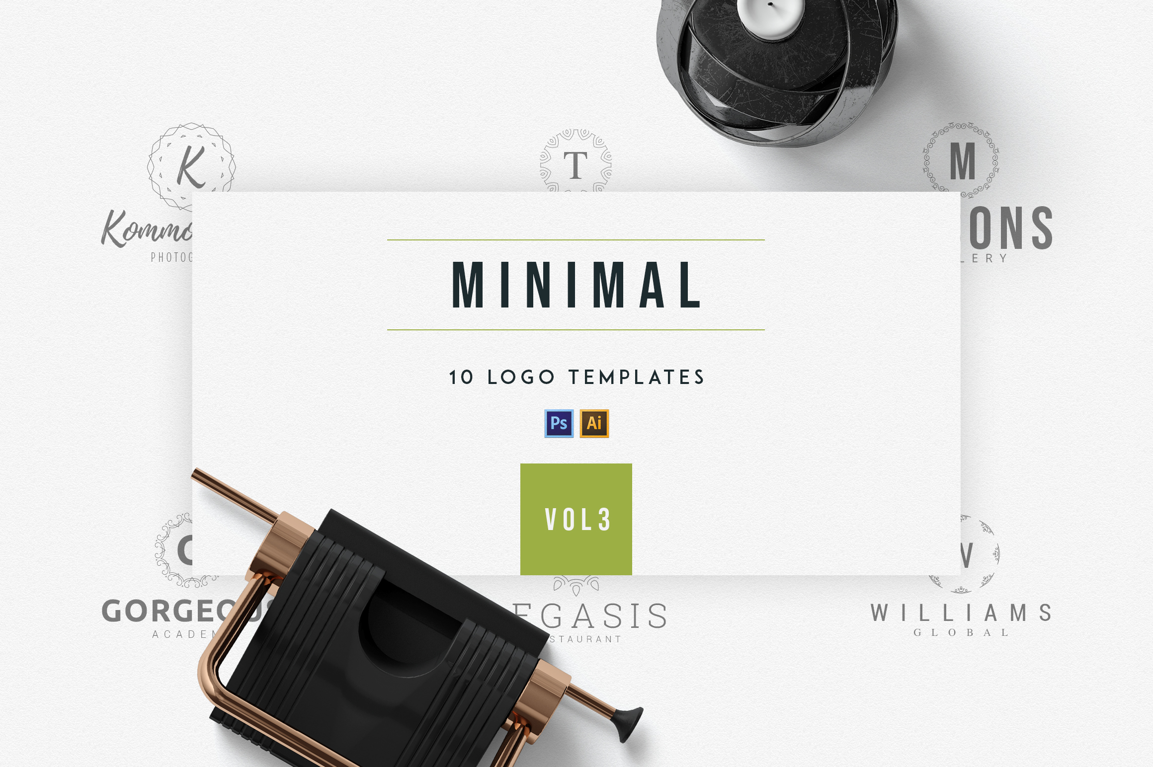 Minimal | vol.3 example image 1