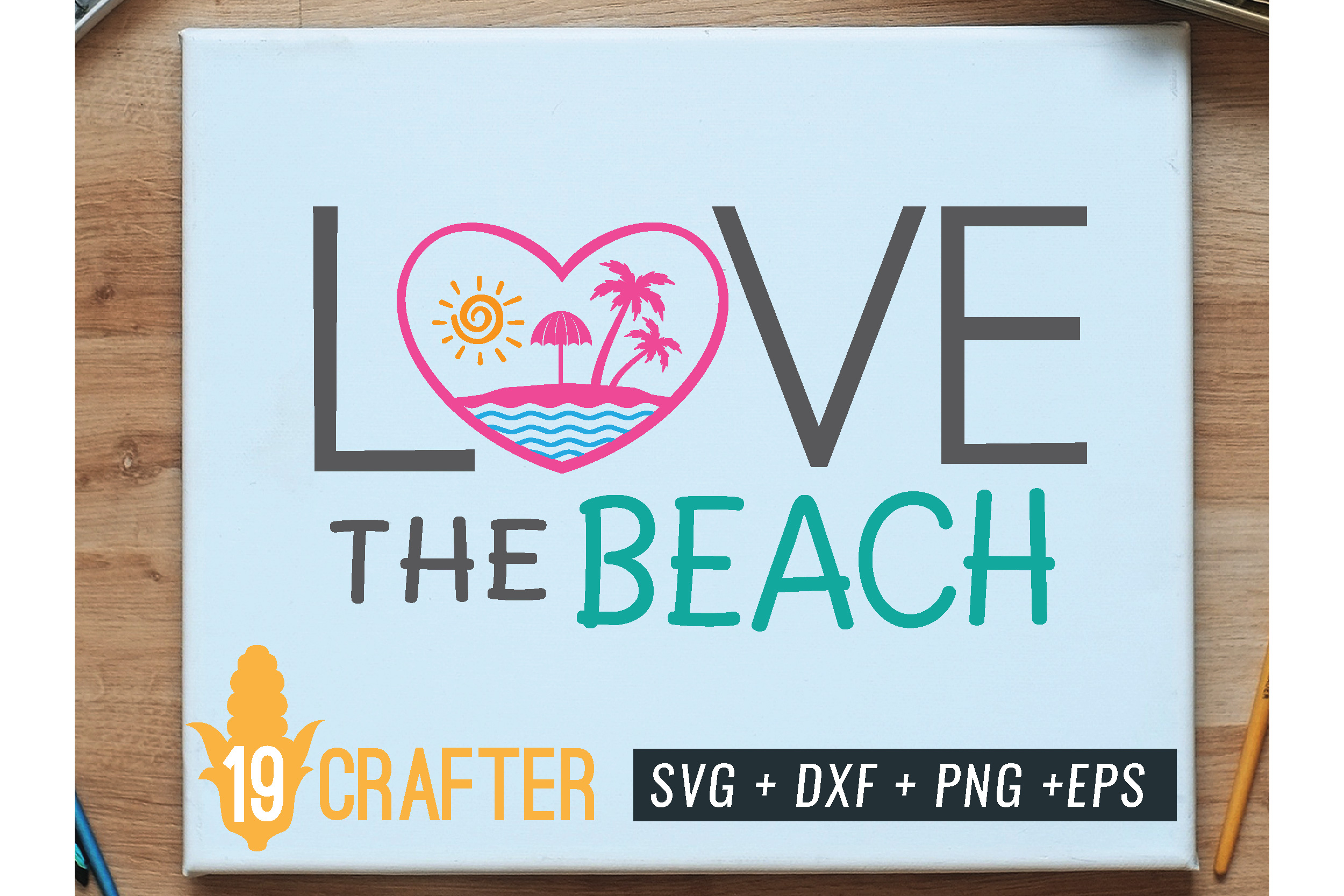 summer in the beach svg the best value bundle example image 9