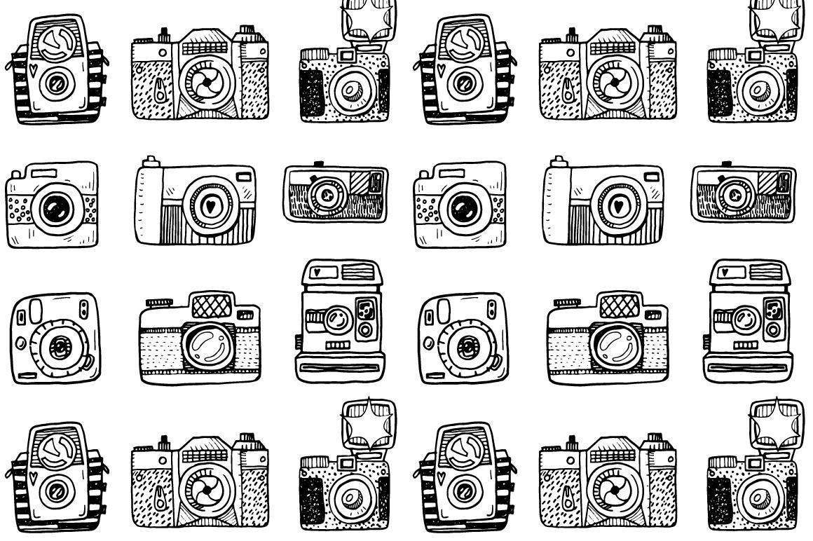 становятся черно белый фотоаппарат распечатки молодой парень, очень