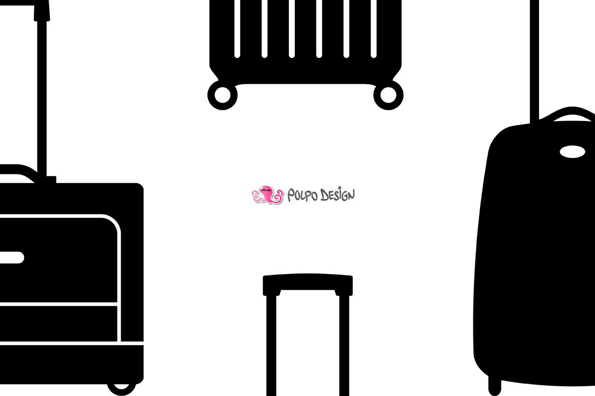 Luggage SVG example image 2