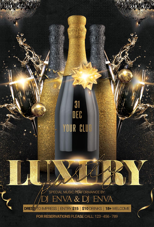Luxury Night example image 3