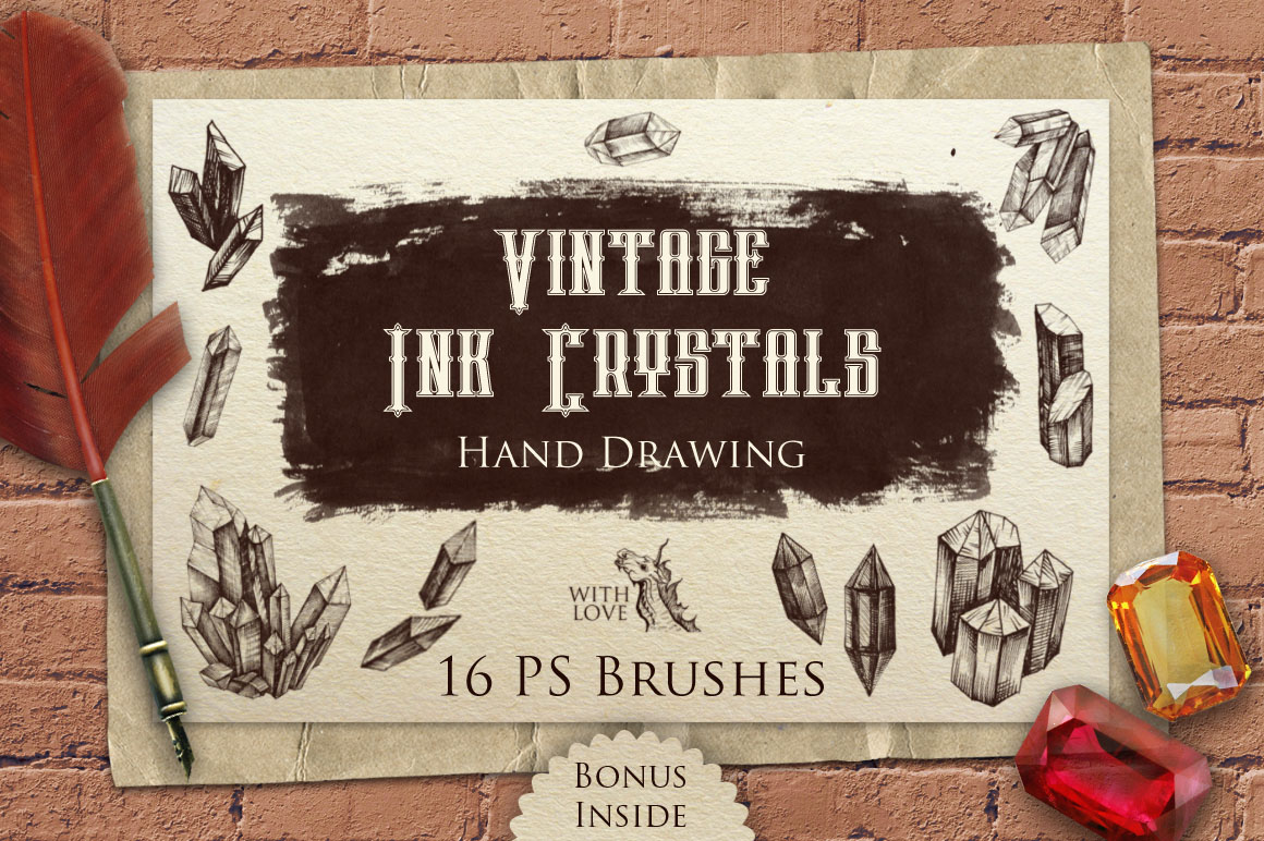 40%OFF! PS Brushes Bundle example image 8