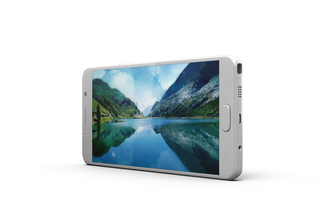 Samsung Galaxy Note 5 Mock-up example image 9