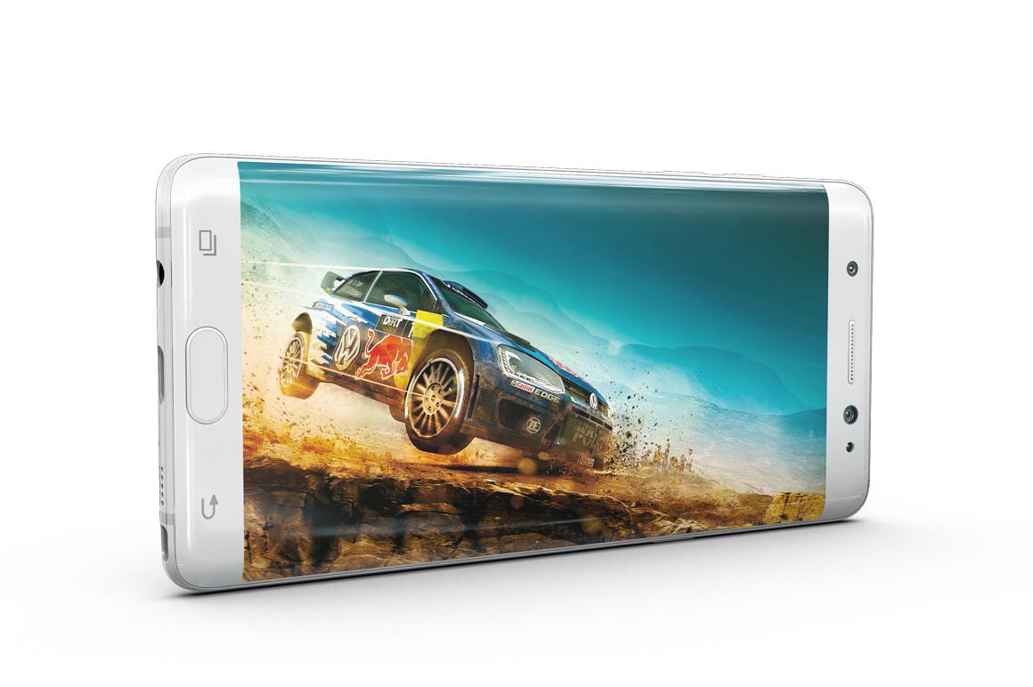 Samsung Galaxy Note 7 Mockup example image 11
