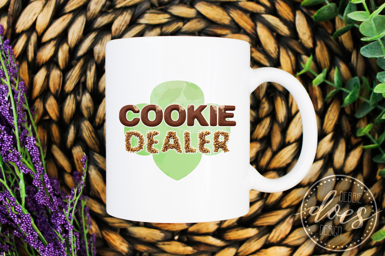 Cookie Dealer - Printable Design example image 6