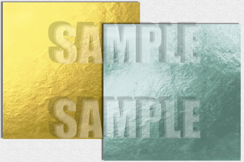 Foil Effect Digital Paper, Digital Background example image 2