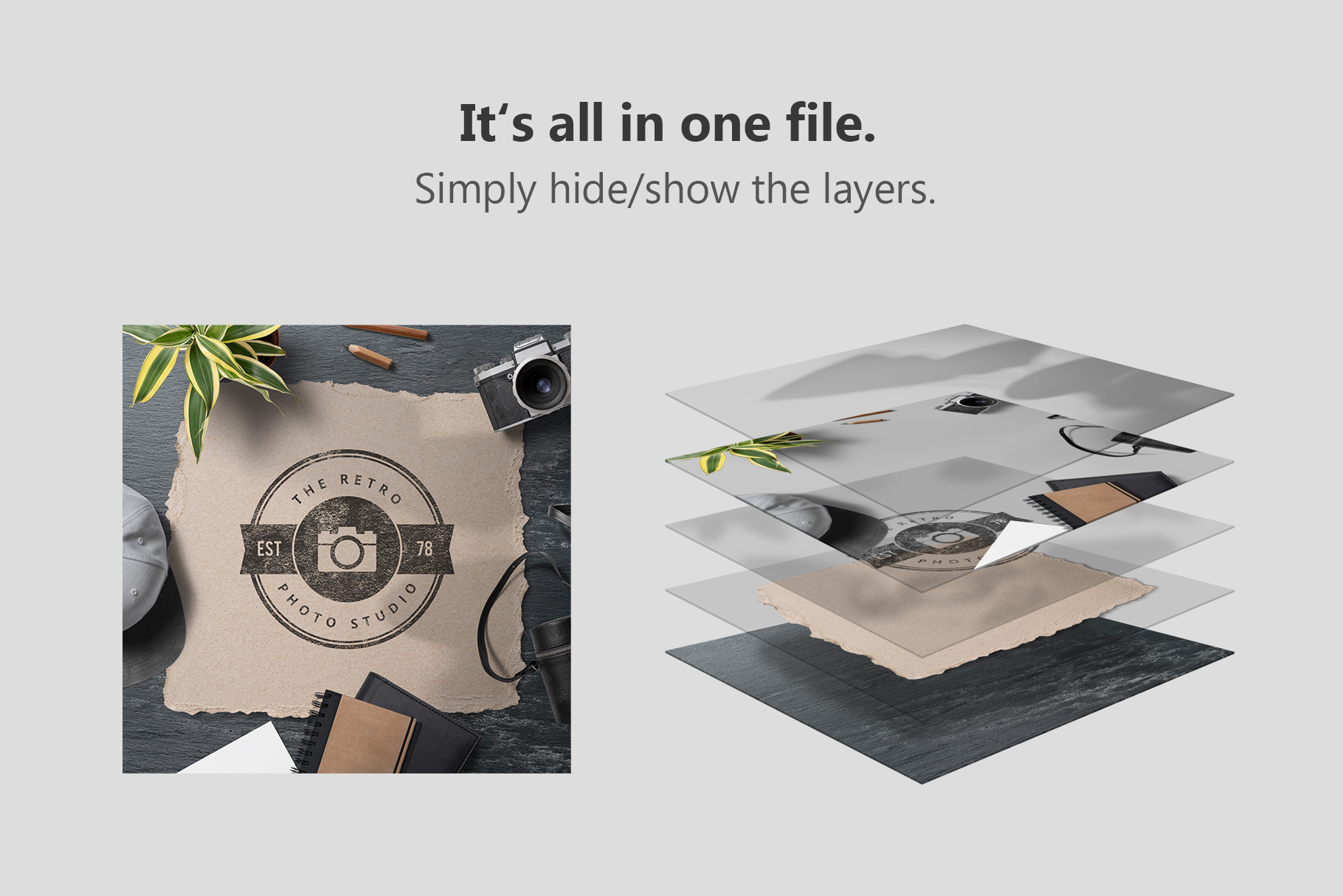 All-In-One Logo Mockup Creator example image 4