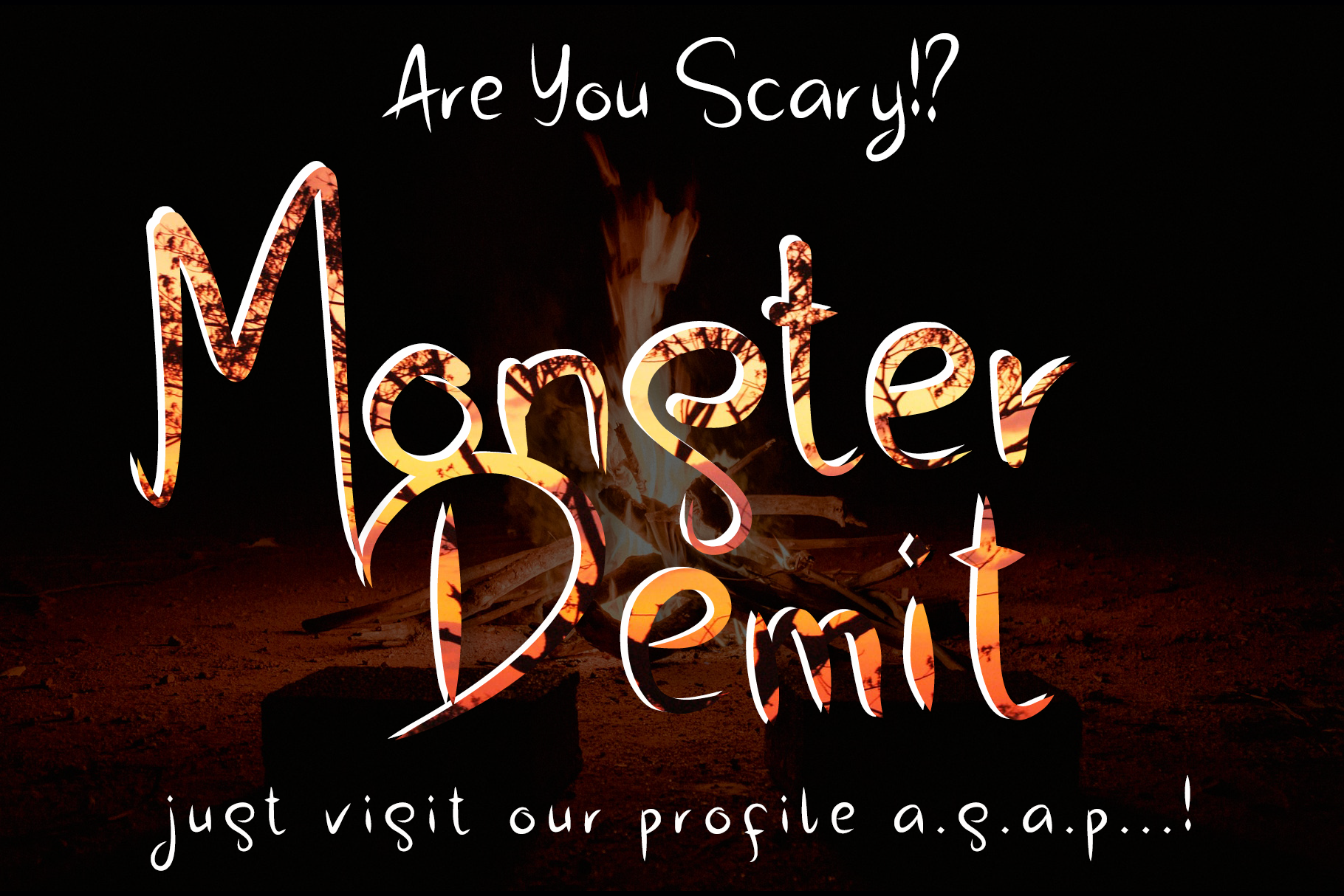 Monster Demit example image 1